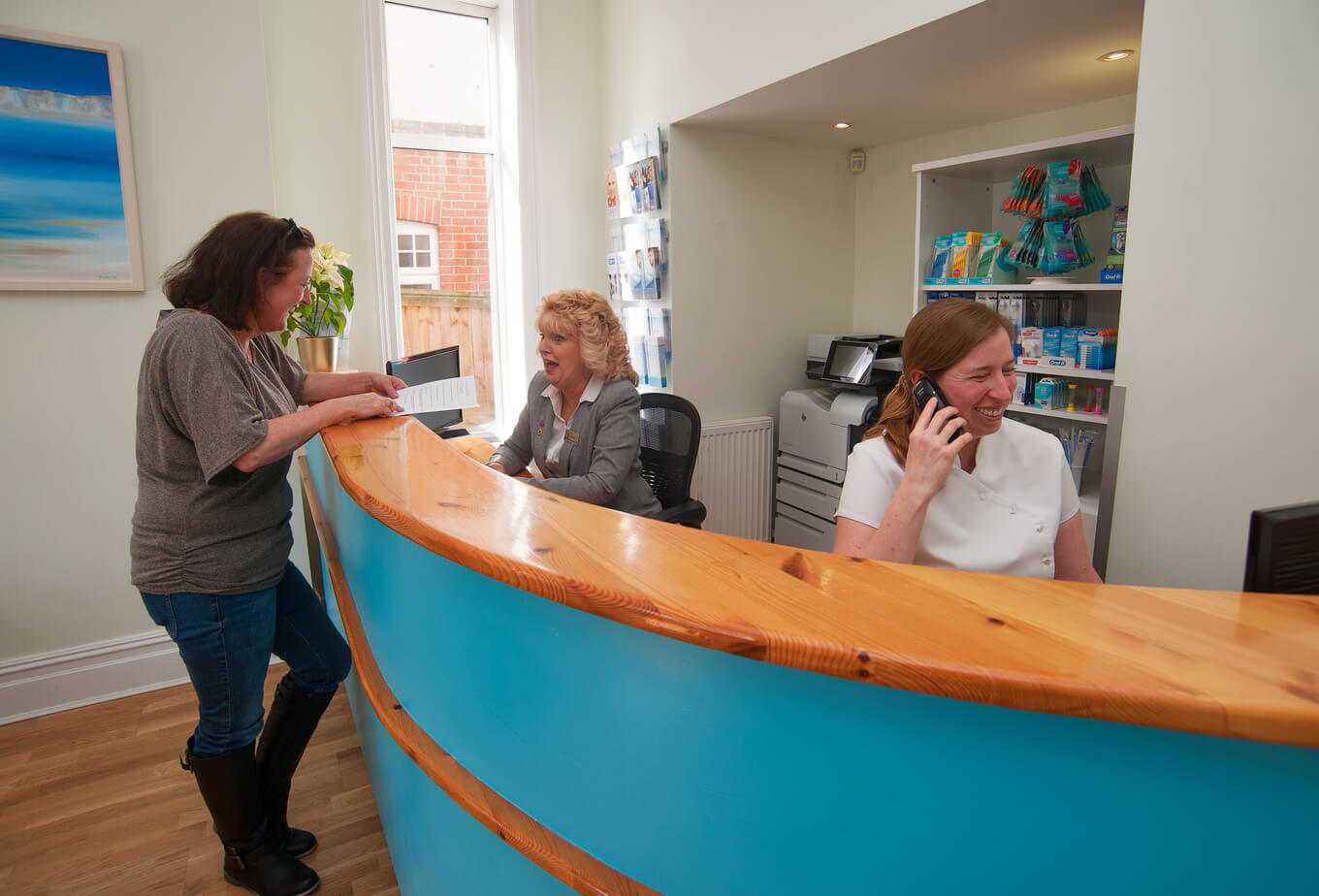 Dentist Fees Parkstone Poole